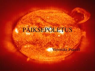 P�IKSEP�LETUS