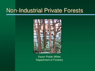 Non-Industrial Private Forests