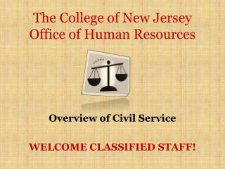 The College of New Jersey Office of Human Resources