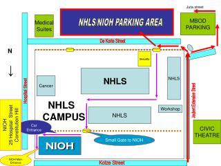 NHLS    CAMPUS