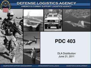 PDC 403