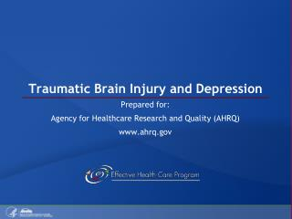Traumatic Brain Injury and Depression