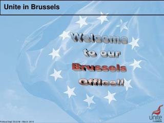 Unite in Brussels