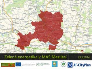 Zelená energetika v MAS Mezilesí