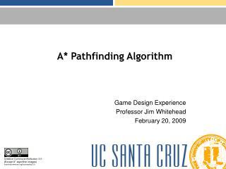 A* Pathfinding Algorithm