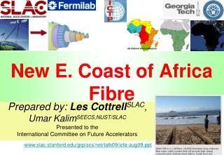 New E. Coast of Africa Fibre