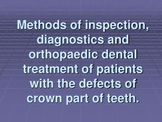 Fig 1-4    An onlay is an intracoronal restoration with an occlusal veneer.