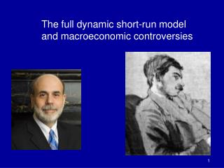 The full dynamic short-run model and macroeconomic controversies