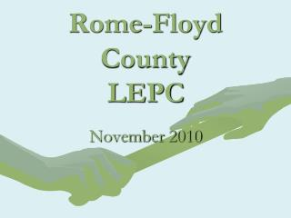 Rome-Floyd County LEPC