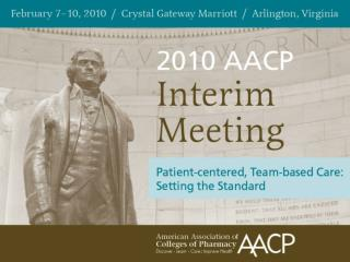 AACP Communications  Programs, Products and Services