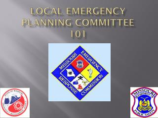 Local emergency planning committee 101