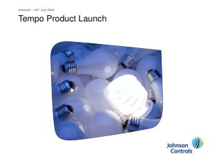 Tempo Product Launch