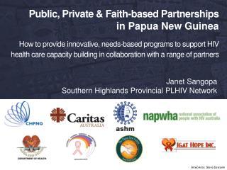 Janet  Sangopa Southern Highlands Provincial PLHIV Network