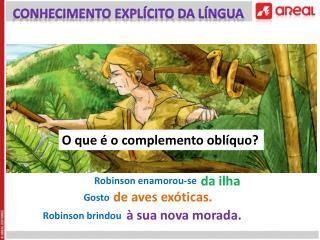 Conhecimento Explícito da Língua