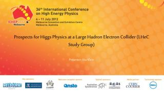 Prospects for Higgs Physics at a Large Hadron Electron Collider ( LHeC  Study Group)