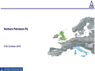 Northern Petroleum Plc  27th October  2010
