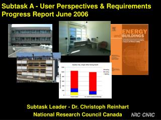 Subtask A - User Perspectives & Requirements Progress Report June 2006