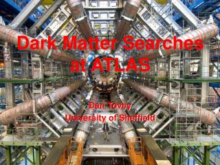 Dark Matter Searches at ATLAS