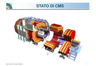 STATO DI CMS