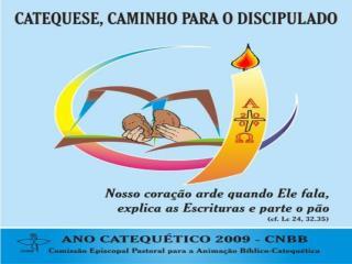 01- ORAÇÃO PARA O ANO CATEQUÉTICO