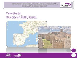 Case  Study .  The city  of Ávila,  Spain .