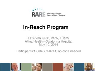 In-Reach Program