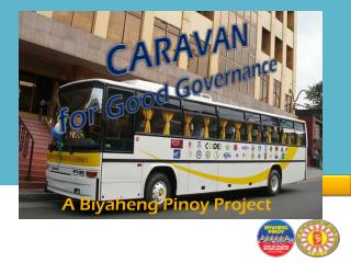 CARAVAN  for Good Governance