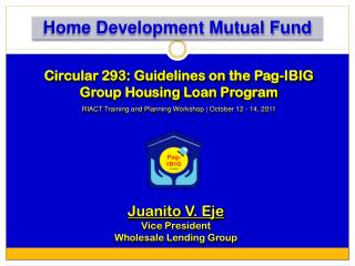 Home Development Mutual Fund