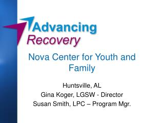 Nova Center for Youth and Family