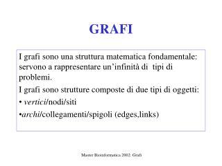 GRAFI