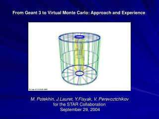 From Geant 3 to Virtual Monte Carlo: Approach and Experience