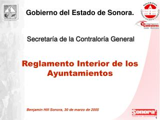 Secretaría de la Contraloría General