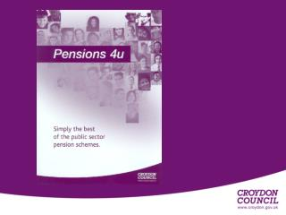 Croydon Pension Fund Employers' Forum 2009