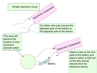 Simple Electronic Circuit