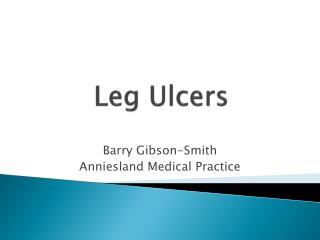 Leg Ulcers