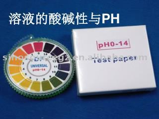 溶液的酸碱性与 PH