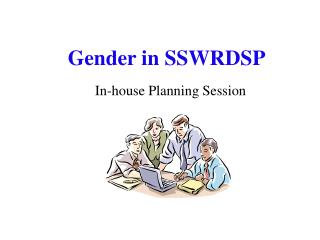Gender in SSWRDSP