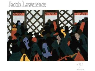 Jacob Lawerence