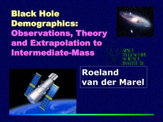 Black Hole Demographics:  Observations, Theory and Extrapolation to Intermediate-Mass