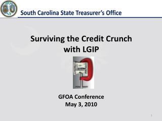 South  Carolina State Treasurer's Office
