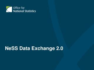 NeSS Data Exchange 2.0