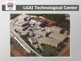LGAI Technological Center
