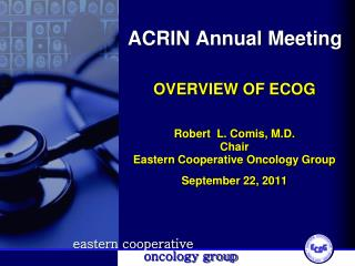 ACRIN Annual Meeting