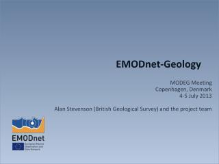 EMODnet-Geology