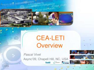 CEA-LETI Overview