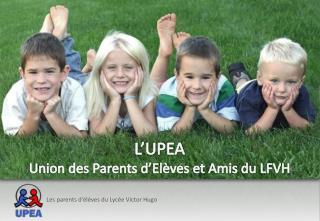 Les parents  d'élèves du  Lycée Victor  Hugo