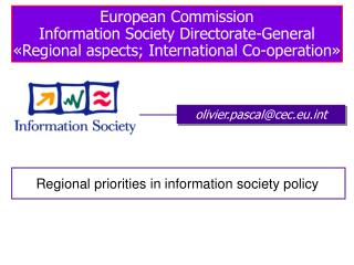 European Commission Information Society Directorate-General