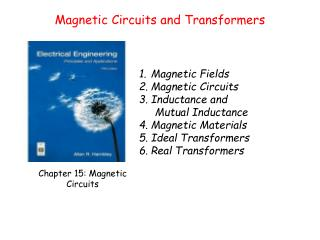 Chapter 15: Magnetic Circuits