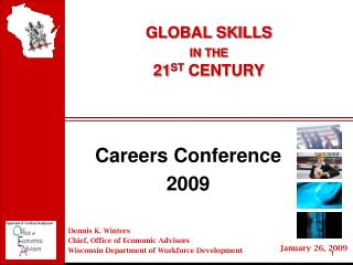 GLOBAL SKILLS  IN THE 21 ST  CENTURY