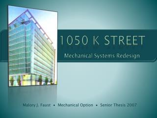 1050 K STREET